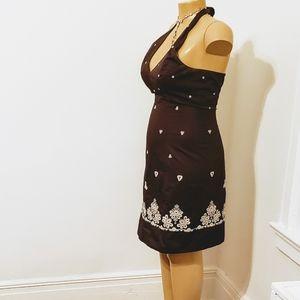 Halter Back Dress by Jones New York